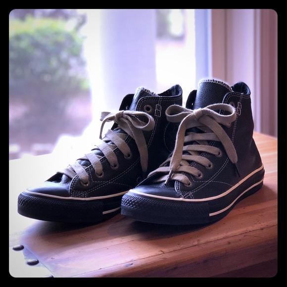 580a4de0a68f Converse Shoes - Converse Chuck Taylor All Star Hi UNISEX Leather